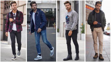Kleidungsstil für Herren